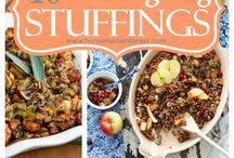soooooo THANKFUL! / Thanksgiving recipes