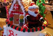 Parties - Christmas Cakes
