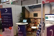 Events & Conf / Digitaleo se déplace ! Nos présences sur les salons et événements en France et en Europe.