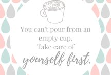 Inspiring Quotes: life, love, self care, parenting and more / Inspiring quotes about life, love, self care, happiness, personal development, motherhood, about change and happiness in our lives.