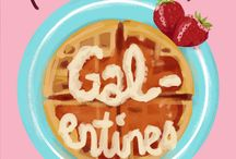 Galentine's Day / by Diana Judge