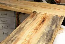 My stuff / My own Wood projecs