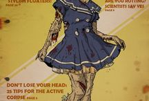 zombies / by Elizabeth Turner