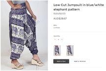 Buy Online the New Designs Harem Pants Jumpsuit