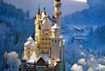 Germany / Duitsland incl Neu schwanstain Fussen