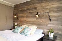 madera paredes
