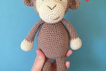 Free monkey pattern