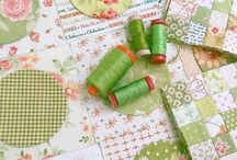 Quilting - Scrap Busting