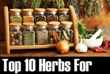 Health with Herbs and Food