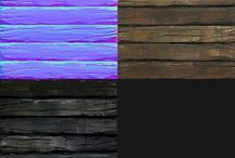 Texture and normal
