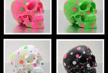 Skulls / by Shelby Cole