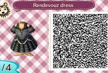 acnl Dresses
