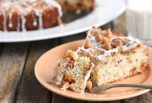 Dessert recipes / by Jenny George Burggraf