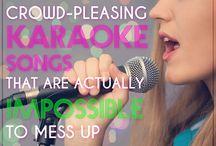 Karaoke Partay!!