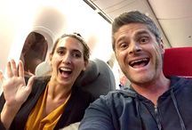 Steven Cox Instagram Photos And we're off! Lots of pics of Italy  and Greece  on the way!