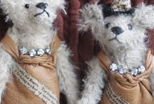 favorite teddy bears / by Jen O'Connor