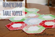 Table Toppers and Runners