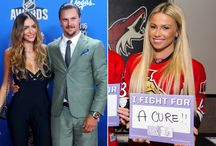 NHL girlfriends/wives