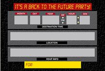 Back To The Future Party