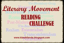 Reading Challenges 2015 / If you know of a 2015 reading challenge that should be here but isn't, you can tweet me @aftanith to let me know about it.