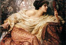 Victorian paintings