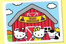 Hello Kitty Fun / Can you guess who Hello Kitty's new best friend is? It's you! Get ready to read, go to school, celebrate birthdays, and more! Your little one will have so much fun in Put Me in the Story's adorable personalized picture books with Hello Kitty and all of her friends.
