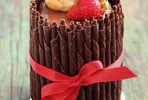 chocolate & cherries