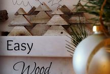 christmas wood project