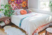 Yatak odası dec