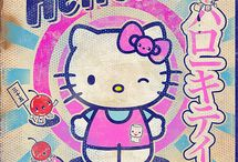 Hello Kitty / by Cineaste