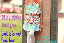 Riley Blake Blog Tours