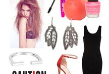 Polyvore Creations / Discover our best style advices and inspirations at yafSparkle.com !