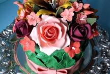 my sugar flowers