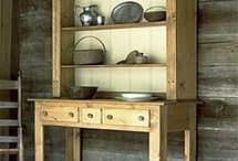 Kitchen / Some really neat kitchen ideas (even tho some won't work for us) / by Michelle Dunham