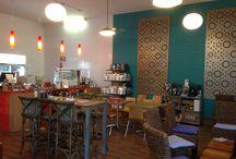 Coffee in Action / Coffee shops - Coffee cups - Coffee equipment - Coffee roasting