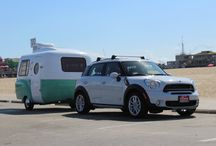 Trailers that can be pulled by Mini Cooper