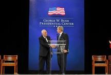 George W Bush Presidential Center ~