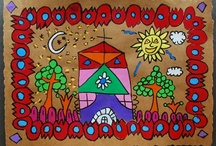 Art Docent - Cultural / by Kamala Nahas