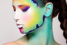 Maquillaje Colorido