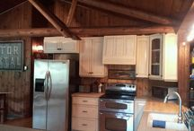 Cabin kitchen redo