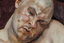 Lucian Freud, quand la peinture fait chair / Une quête obsessionnelle du figuratif