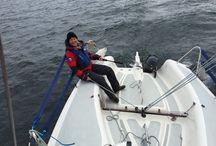Segeltraining Bodensee / Hier siehst du Bilder vom Race-Boat Training am Bodensee!