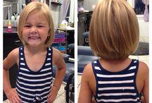 Isla haircut