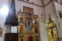 Iglesia de San Jerónimo El Real ( Los Jerónimos ) de Madrid / ** = Imagen capturada de internet