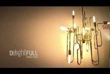 Unique Lamps / Unique Lamps that inspire an lighting life!
