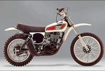 YAMAHA TT 500