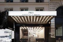 Canopy entrance / Pensilina ingresso hotels