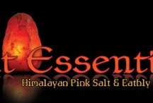 Salt Essentials ( Himalayan Pink Salt and Other Earthly Essentials