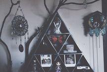grunge dekor