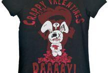 Happy Crappy Valentine's Day Shirts